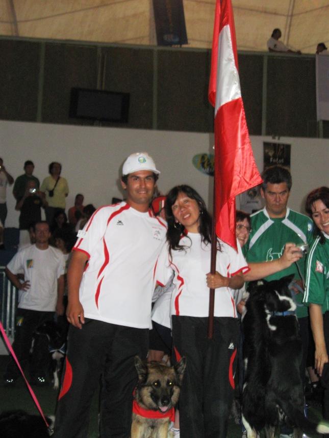 Presentes en el Américas y el Caribe - Sao Paulo 2009